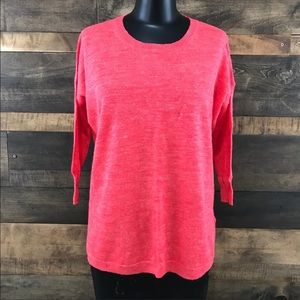J. Crew Corral Sweater Long Sleeve XXS
